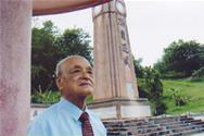 二战期间,马来亚沦陷,沈老被系于狱,历尽苦刑。